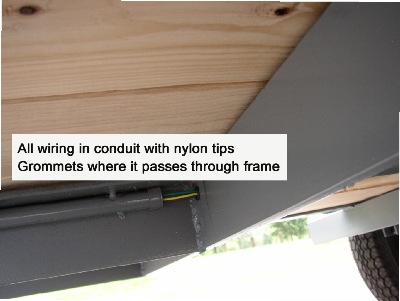 american pride trailer manufacturing rh mynexttrailer com Home Wiring Conduit Outside Electrical Wiring Sizes